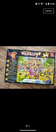 Puzzle Wasgij 2 zagadki 1000 elementów Trefl Eyes back Targ Staroci