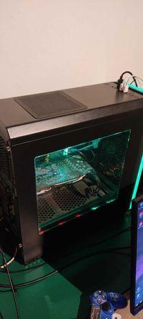 PC SEM GRAFICA Ryzen 5 2600 RAM 16 GB