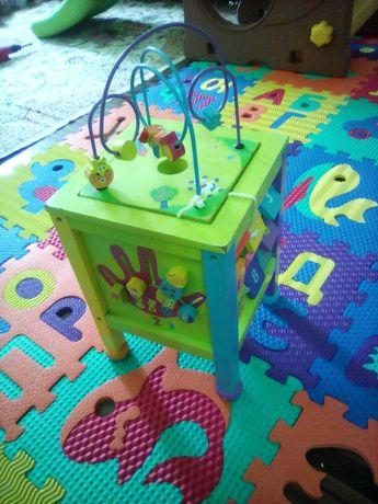 Buikido стол Веселая арифметика очень крутая штука покупали за 1390 гр