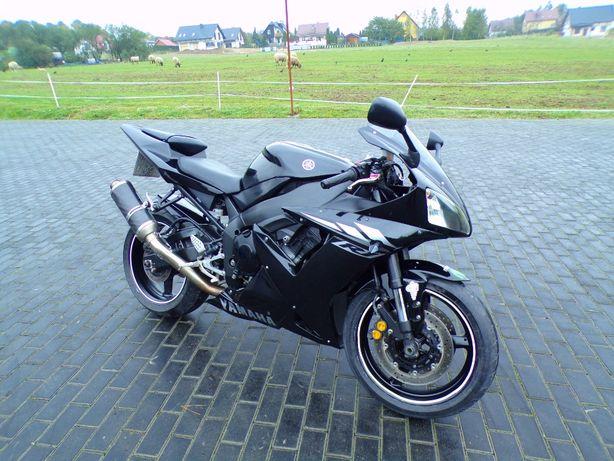 Yamaha YZF R1 RN09 RATY zamiana 2003r Zarejestrowana