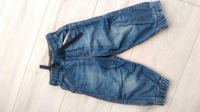 Spodnie chłopiece roz.86