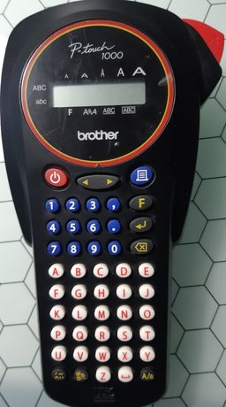 Rotuladora Brother P-touch 1000