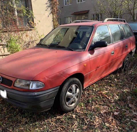 Opel astra 1.4 na czesci czesci