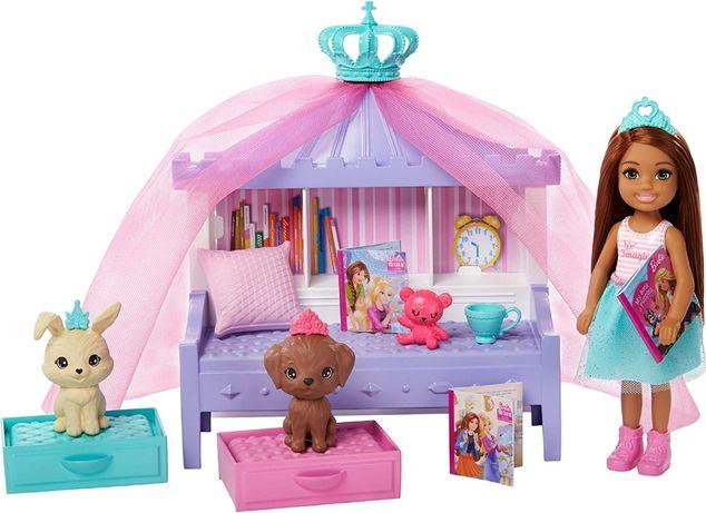 Barbie Chelsea Барби Челси Сказки на ночь Приключение принцессы