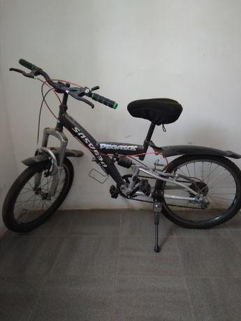 Велосипед 20 дюймов Pegasus с переключателем скоростей