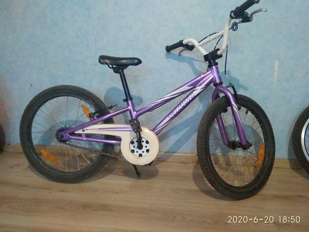 specialized hotrock детский велосипед