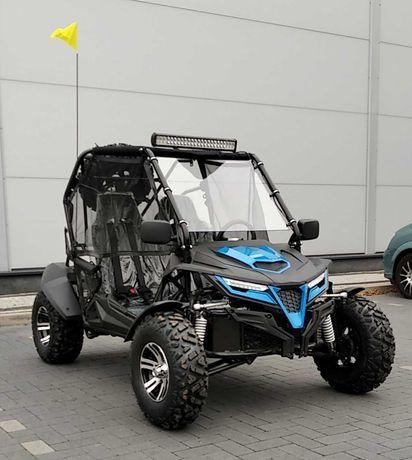 Duży Buggy Z-250 Quad Alufelgi Automat Raty Dostawa