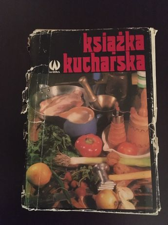 Książka kucharska Zofia Zawistowska