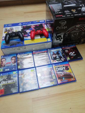 Sprzedam zestaw PlayStation 4