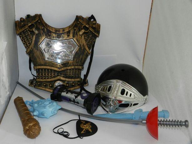 игровой набор для мальчика(рыцарь,пират)