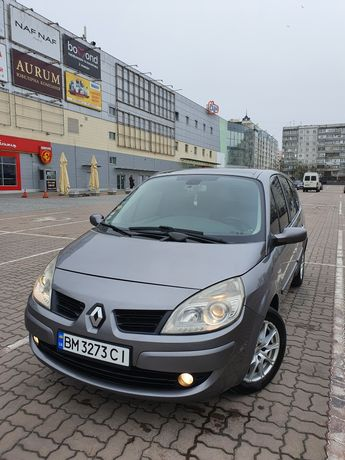 Renault Grand Scenic 2 2008 7 мест 78kw
