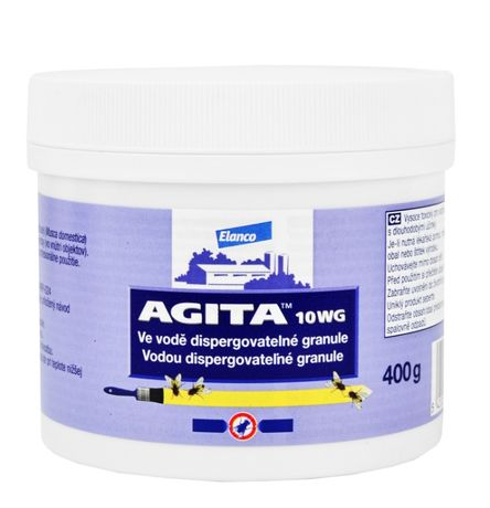 Preparat Agita 400g - Na MUCHY