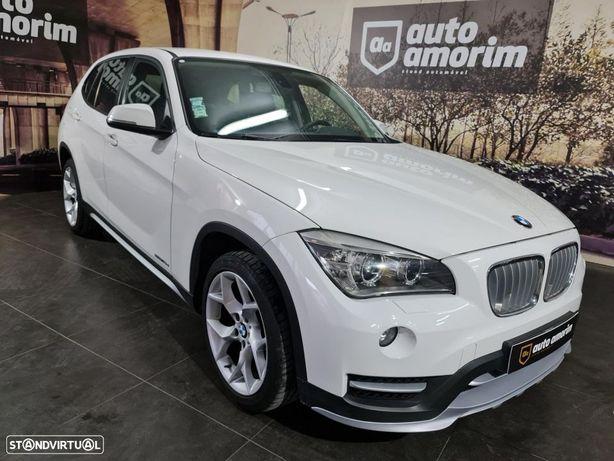 BMW X1 16 d sDrive Auto xLine
