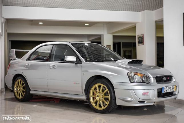 Subaru Impreza Sedan 2.0 WRX STi Prodrive