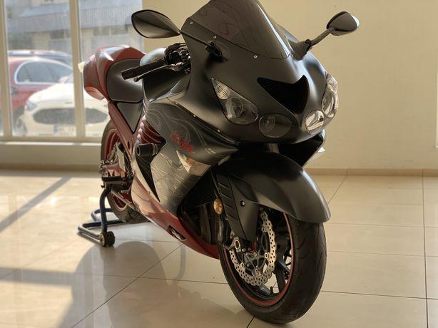 Kawasaki zx-14 2008 переоформление