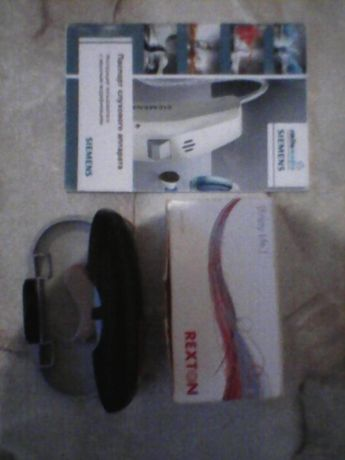 Детский слуховой апарат