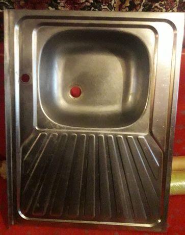 Продам мойку для кухни 60Х80