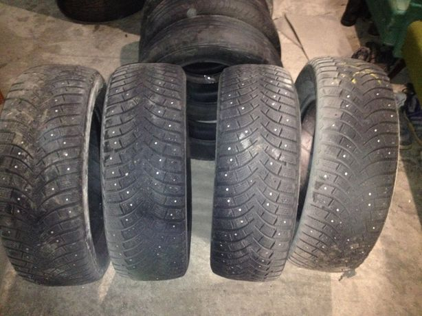 Зимние шины Michelin X-Ice North 4 225/60 R16 102T