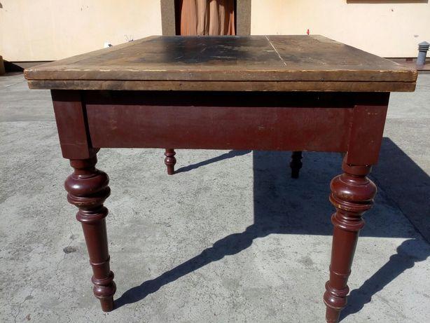 Stół zabytkowy 100 letni