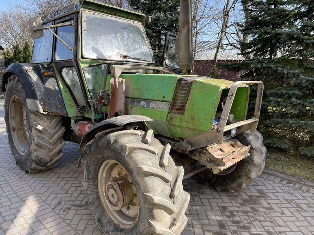 Ciągnik rolniczy DEUTZ DX110 z turem sprawny z Niemiec