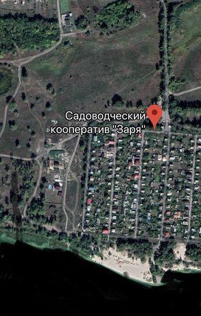 Продам участок на берегу Днепра