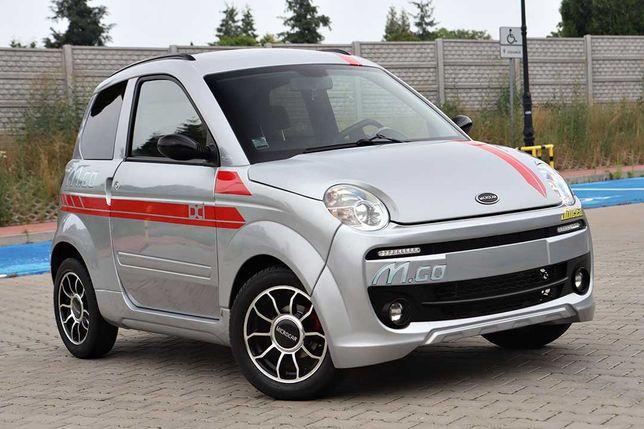 Microcar M.Go 2016 Lombardini DCI Zadbany L6e bez prawka