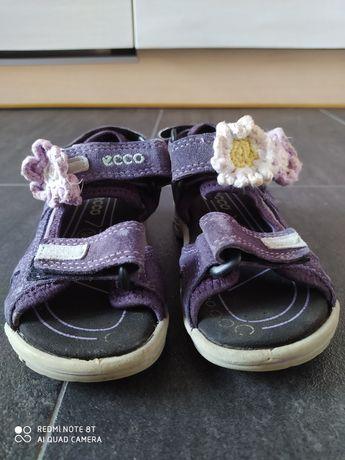 Sandały dziewczęce Ecco