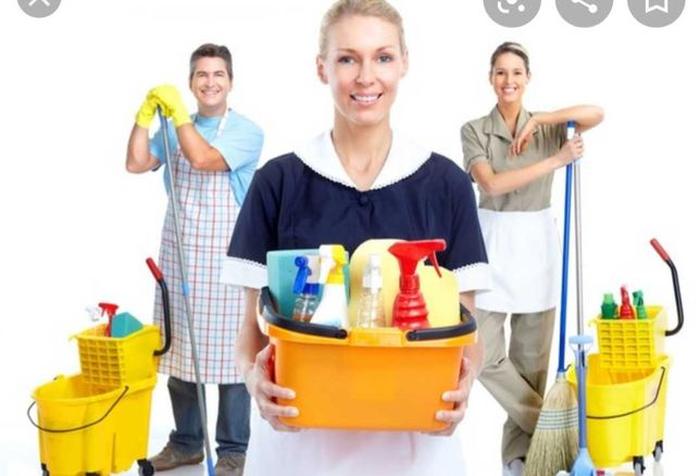 Прибирання квартир будинків офісів
