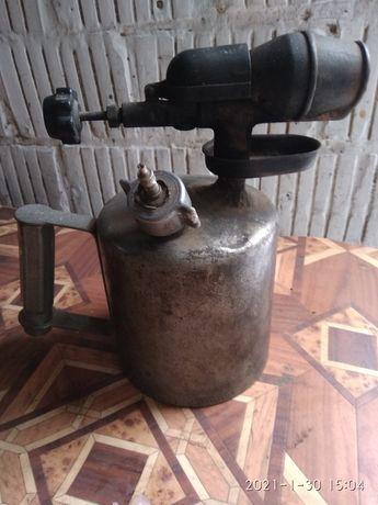 Лампа бензинова СССР