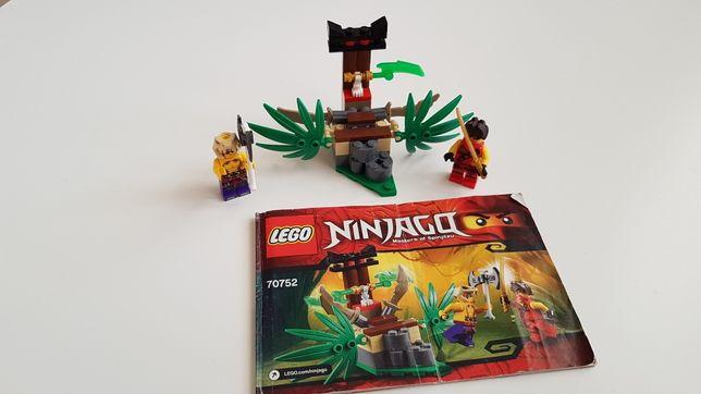 Lego 70752 ninjago pułapka w jungli
