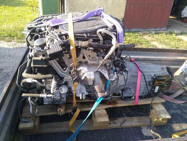 silnik mercedes w 212 E350. 2013 rok
