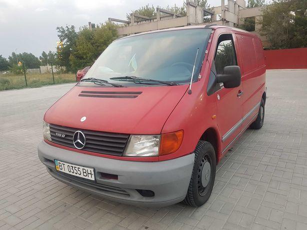 Mercedes-Benz Vito 110 2.3 груз