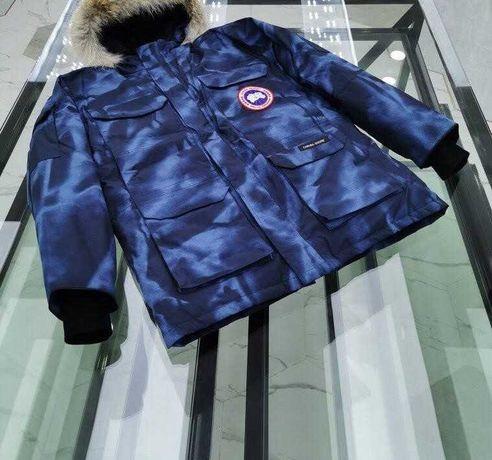 СТОК из США! Canada Goose Пуховик, куртка Expedition полномерка XL