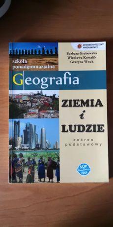 Ziemia i ludzie. geografia, szkoła ponadgimnazjalna