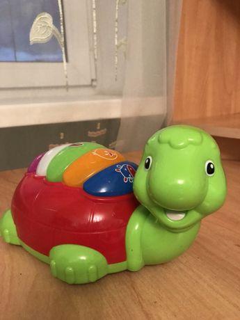 """Музыкальная игрушка """"Черепаха"""" Joy Toy"""