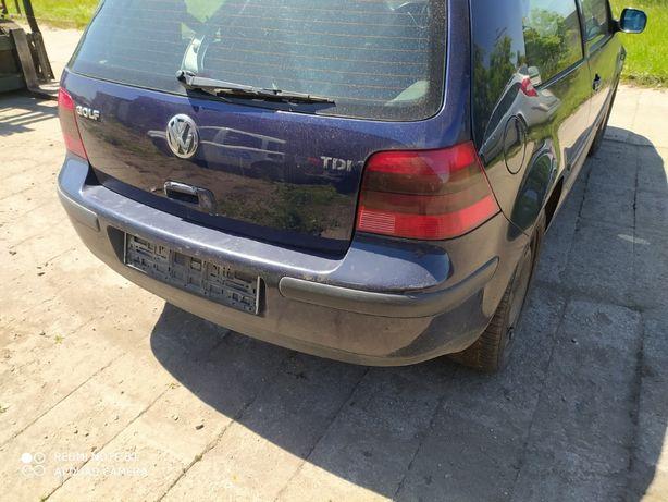 VW Golf IV zderzak tył