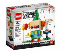 Lego 40348 Brick Headz Birthday Clown