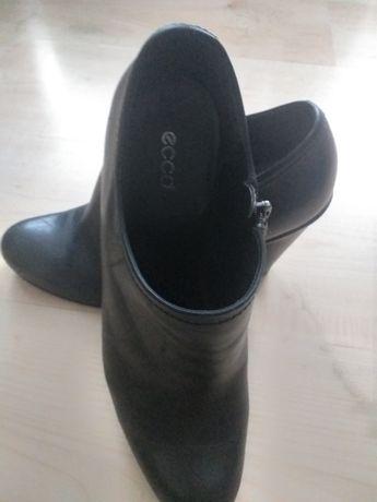 Buty damskie skórzane ecco