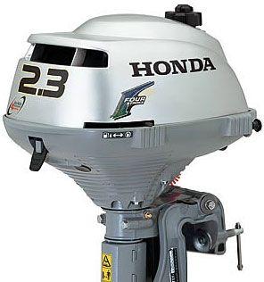 Мотор Honda BF2D-BF2.3B