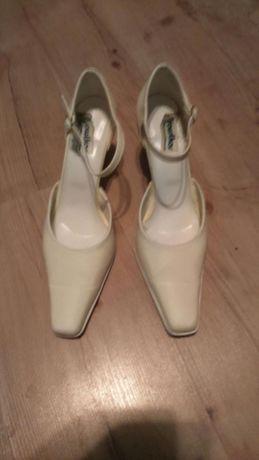 Buty do ślubu roz. 40