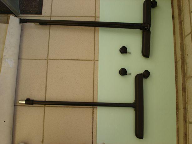 Вешалка напольная на колесах, на запчасти или ремонт
