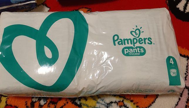 Pampers pants, памперсы трусики