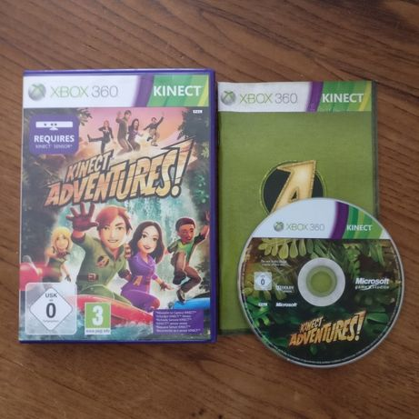 Kinect adventures com manual - xbox 360