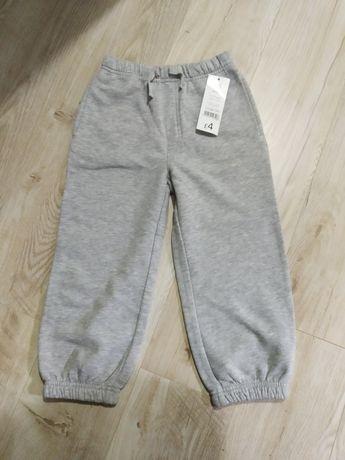 Тёплые спортивные штаны на флисе George (4-5 лет, рост 104-110)