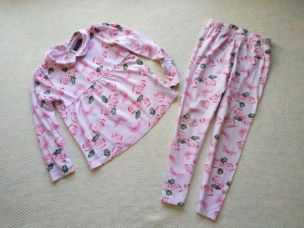 Комплект 4 года хлопок пижама