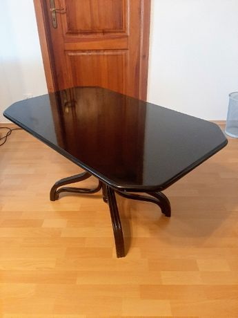 sprzedam drewniany stolik kawowy/ ławę/ stół