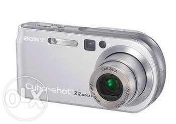 Maquina fotográfica Sony CyberShot
