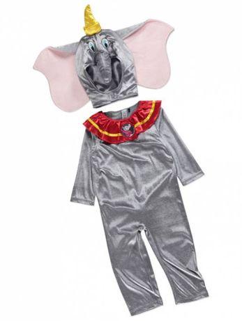 Костюм слоненка Дамбо Disney р.86-92 на 18-24 мес