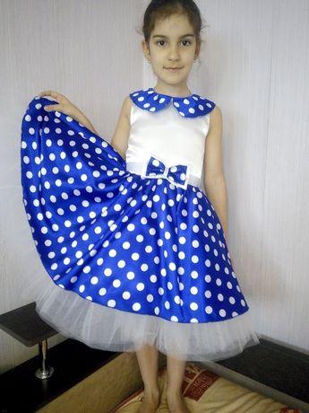 Платье ретро стиль, нарядное, выпускное, стиляги