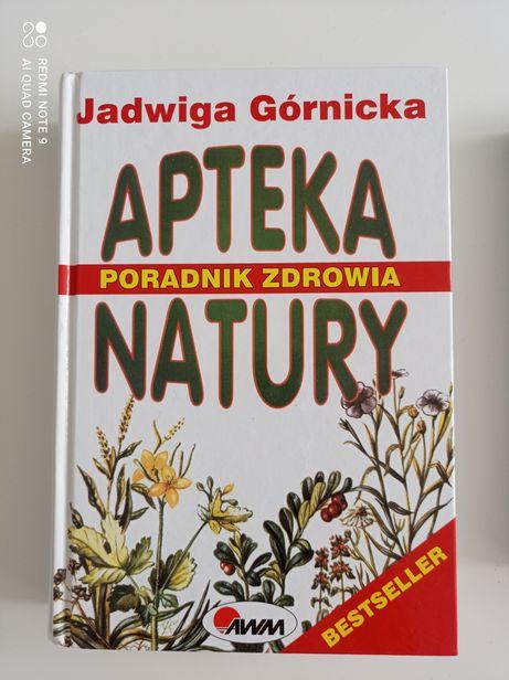 "Książka ""Apteka natury"" Nowa"